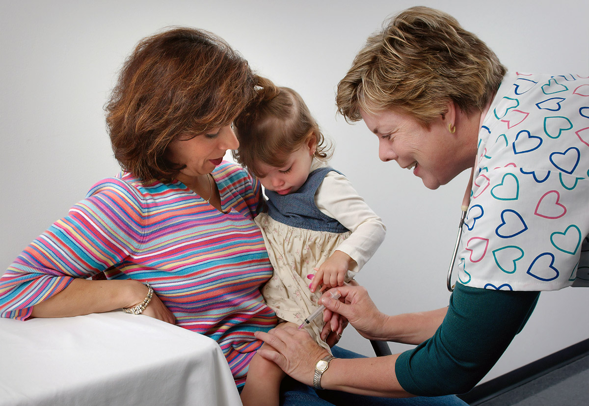 Vaccination. Foto: Public Health Image Library, Centers for Disease Control and Prevention (CDC).