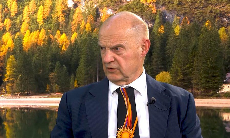 Assisterande professor Björn Hammarskjöld. Foto: Jesper Johansson för Nya Tider.