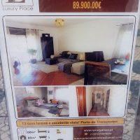 Lägenhet för 890.000 kr till salu i Portugal. Foto: NewsVoice