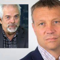 Mikael Willgert och Pontus Mattsson
