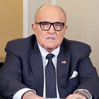 Rudy Giuliani, jan 2021. Common Sense.