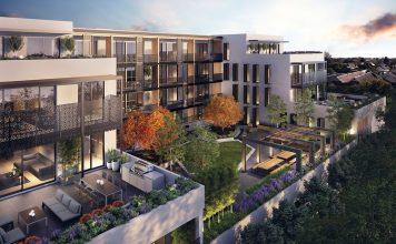 Bild som visar komplex av förmodade bostadsrätter. Illustration: Daniel DiNuzzo (Unsplash.com)