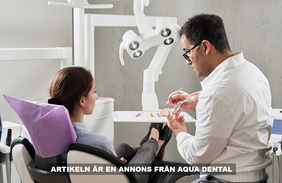Tandhälsa - Var tredje tandläkarbesök ställdes in 2020. Foto: Caroline LM. Licens: Unsplash.com https://unsplash.com/@carocaro1987