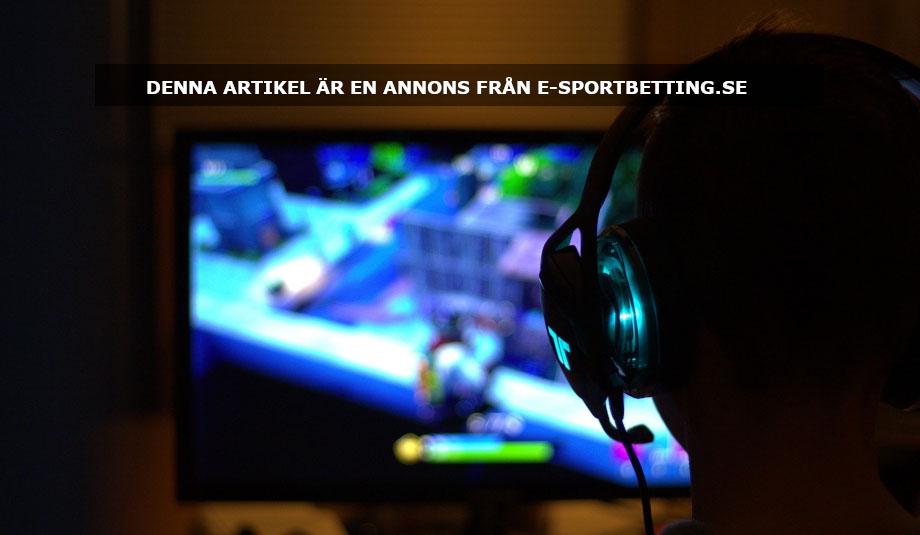 E-sport. Licens: Pixabay.com