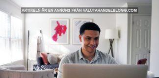 Valutahandel i Sverige. Foto: Mayofi Licens: Unsplash