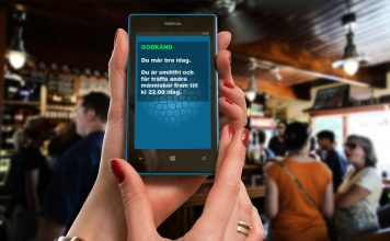 Smartphone med dagens hälsomedderlande. Foto: FirmBee, Pixabay.com. Montage: NewsVoice