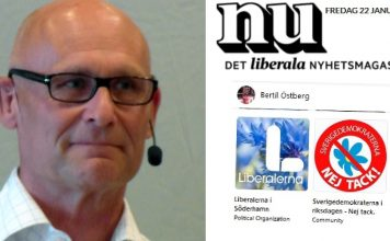 Bertil Östberg Liberalerna