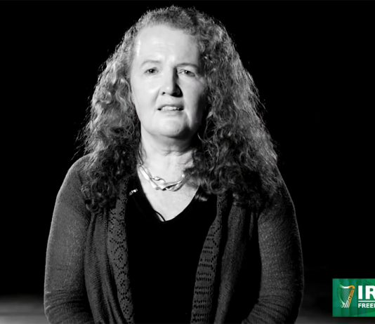 Professor Dolores Cahill. Foto: The Irish Freedom Party