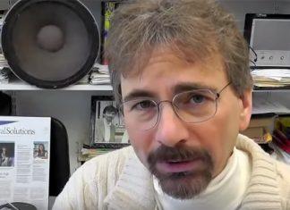 Professor Anthony Holland. Foto: eget verk, 2012