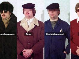 Arkivfoto på den Östtyska hemliga polisen, Stasi. Foto: Simon Menner, public domain. Källa: The Verge