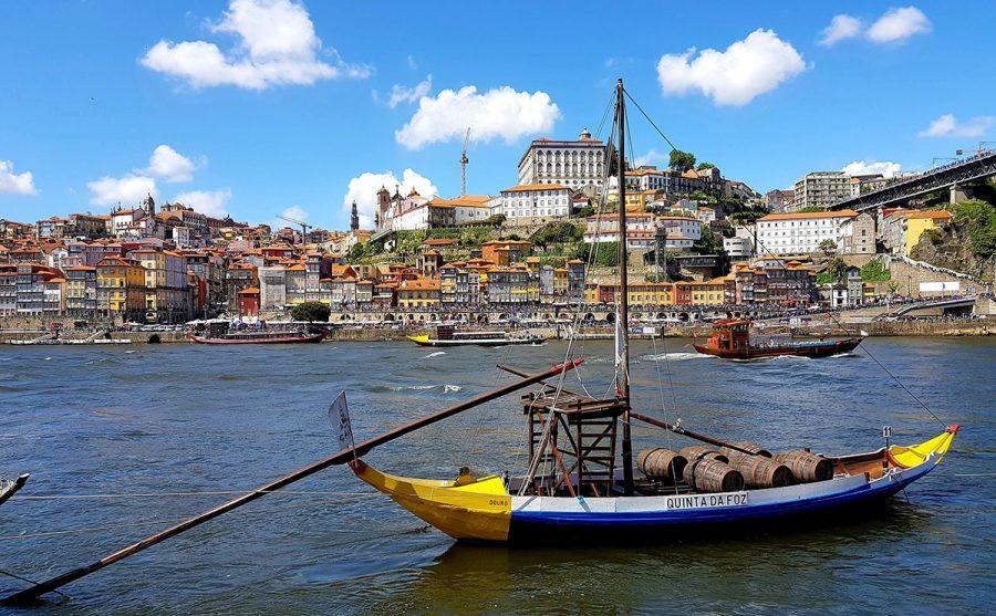 Vila Nova de Gaia. Foto: Alex Teixeira. Licens: Unsplash.com