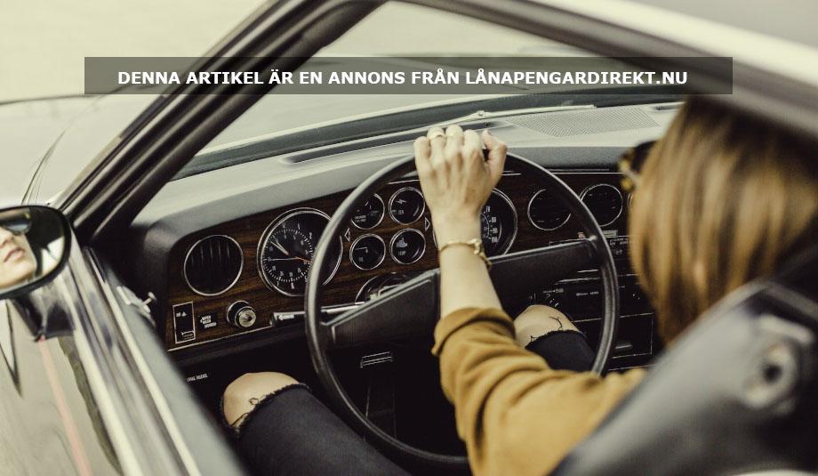 Vilken bil passar för dig?