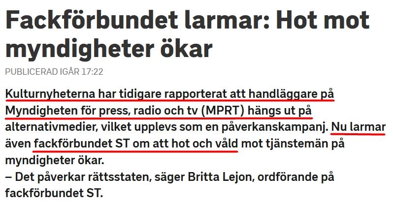 SVT Fake News Per Andersson
