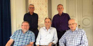 Styrelsen i Föreningen Medborgarperspektiv - Pressfoto
