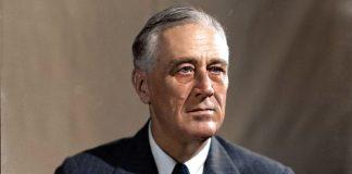 Franklin D. Roosevelt (1933) 1882-1945. Foto: FDR Presidential Library & Museum