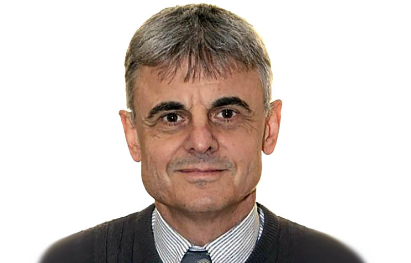 Geert Vanden Bossche, privat foto