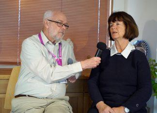 Ingemar Ljungqvist och Agneta Schnittger den 27 februari 2020, Frankrike. Foto: Torbjörn Sassersson, Newsvoice.se
