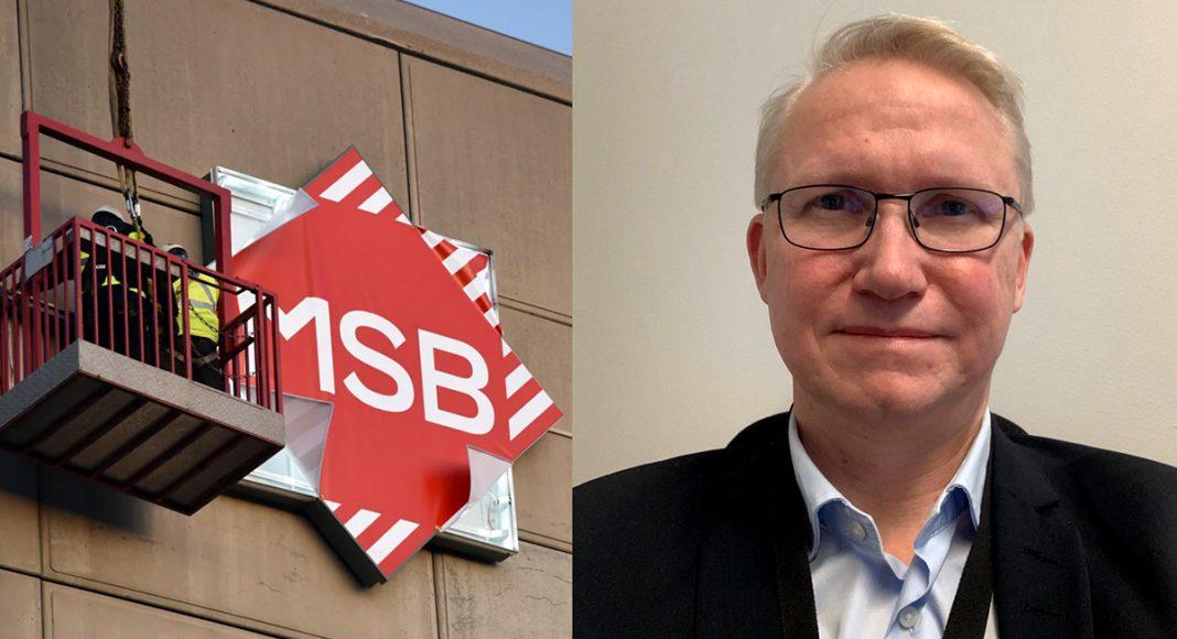 Mikael Tofvesson. Pressfoton
