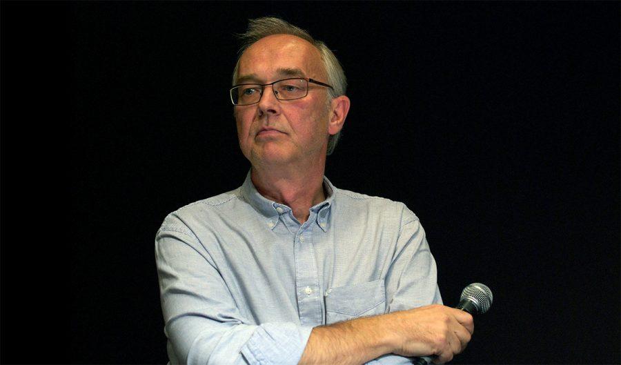 Nils Funcke (1953-) journalist, författare, publicist och expert i yttrandefrihetsfrågor. Foto: Arild Vågen. Licens: CC BY-SA 3.0, Wikimedia Commons.