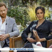 Prins Charles och Meghan Markle. Foto: CBS News