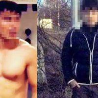 Terrorattacken i Vetlanda, mars 2021. Bilder tillhandahållna av Samhällsnytt.