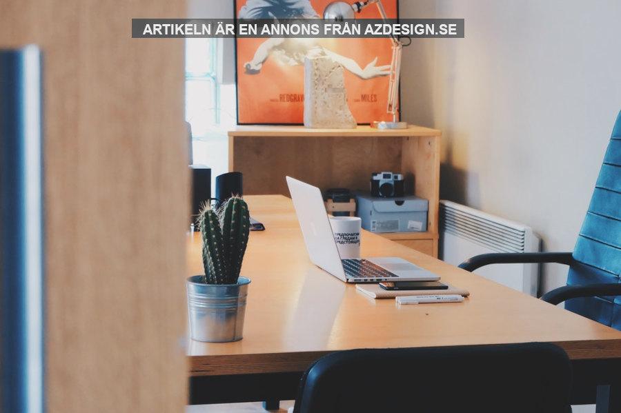 Designad inredning för kontoret - AZdesign
