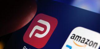 Parler. Shutterstock.com