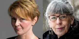Ansvarig utgivare på SR Alisa Bosnic (pressfoto: Tony Persson) och Margareta Skantze (pressfoto: Staffan Lindbom)