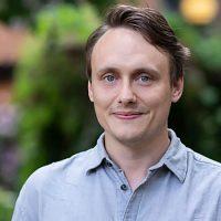 Anders Lindell, politiskt sakkunnig på Regeringskansliet (MP). Pressfoto: Miljöpartiet.