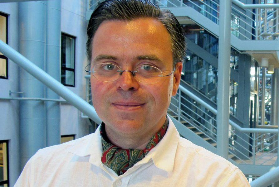 Idehistoriker Andreas Önnerfors, Uppsala Universitet. Foto: selfie. Licerns: CC BY-SA 4.0