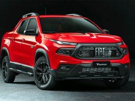 Fiat Toro 2022. Pressbild: Fiat