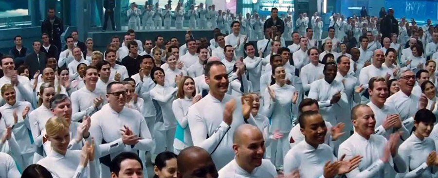 "En film om en perfekt framtid? ""The Island"" (2005). Foto: Warner Bros"