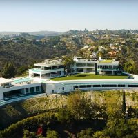 "Megahuset ""The One"" i Bel Air, Los Angeles. Foto: Producer Michael"