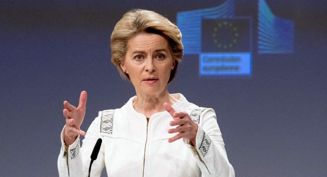 Ursula Von der Leyen. Arkivbild: Europaportalen.se