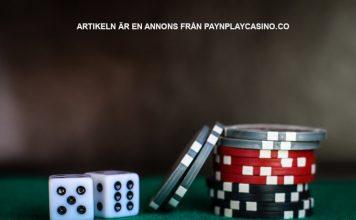 Spela på casino utan konto. Foto: Heather Gill Licens: Unsplash