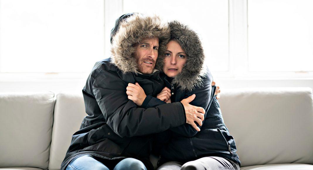 Ovanligt kallt väder. Foto: Lopolo. Licens: Shutterstock.com