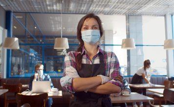 Överlever restaurangbranschen coronakrisen 2021? Licens: Shutterstock.com