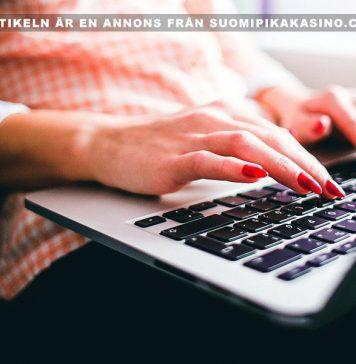 Finska casinon - Många väljer spel och bonusar i Finland. Foto: Picjumbo.com