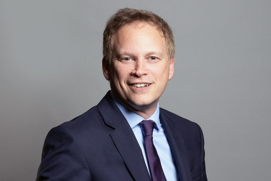 Grant Shapps (Secretary of State for Transport). Foto: Members.parliament.uk