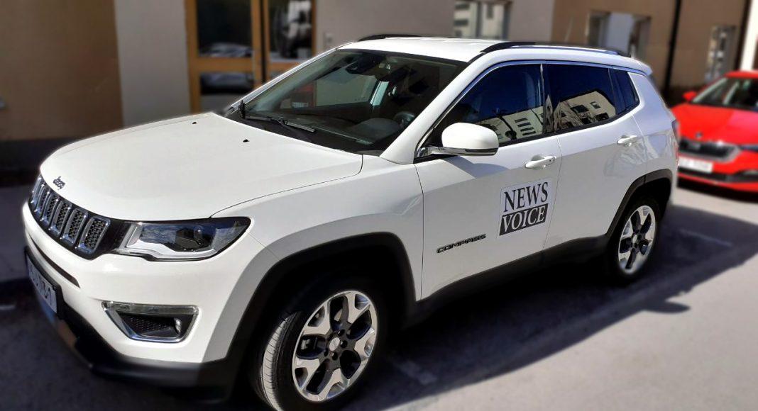 Jeep Compass. Foto: NewsVoice.se