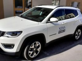 Jeep Compass. Foto: NewsVoice.se
