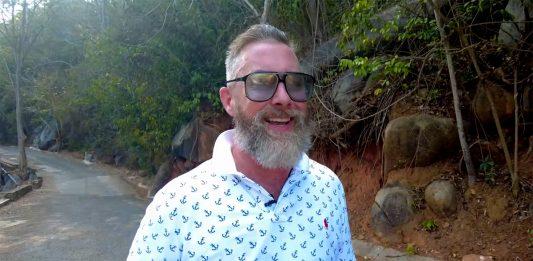 Jeff Berwick, 11 maj 2021. Foto: eget verk