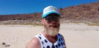 Jeff Berwick May 1, 2021, selfie