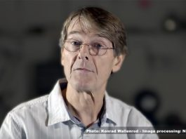 Michael Yeadon. Photo-Konrad Wallenrod. Image processing: NewsVoice.se