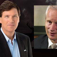 Tucker Carlson och dr Peter A. McCullough