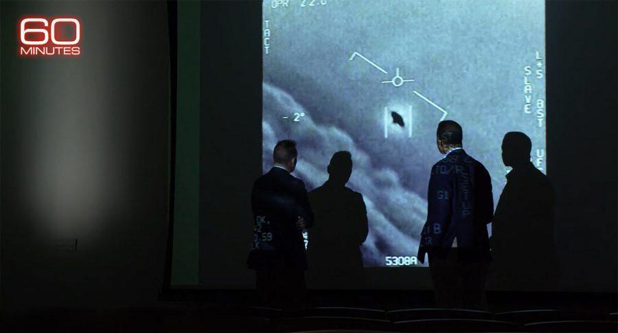 Piloten Ryan Graves bekräftar observationer av UAP. CBS 60 Minutes, maj 14 2021