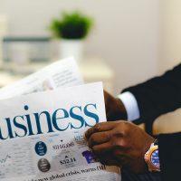 Businessman. Foto: Adeolu Eletu. Licens: Unsplash.com