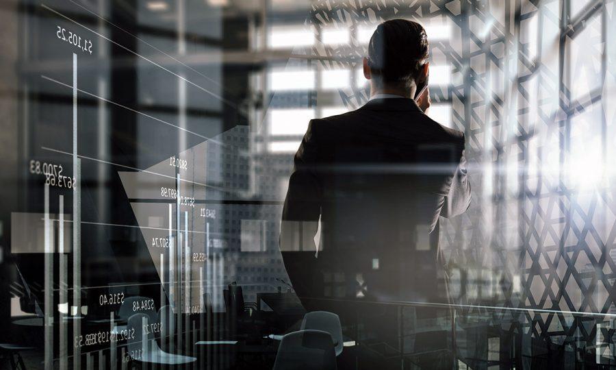 Anonym affärsman. Foto: Sergey Nivens. Licens: Shutterstock.com