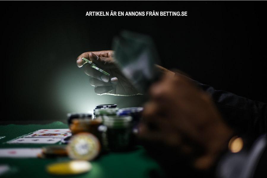 Gambling online. Foto Keenan Constance Licens: Unsplash