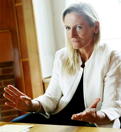 Astrid Stuckelberger, pressfoto